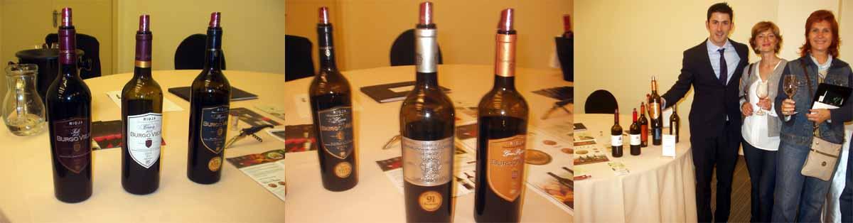 Burgo Vijeo winery -Rioja