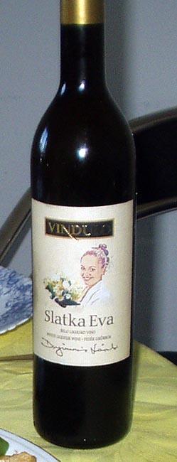 Slatka Eva - Vindulo winery