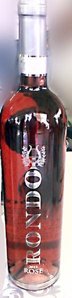Rondo rose Jeremic winery