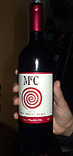 Merlot Malbec 2012 McCulloch Wines
