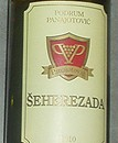 Seherzada Podrum Panajotovic winery