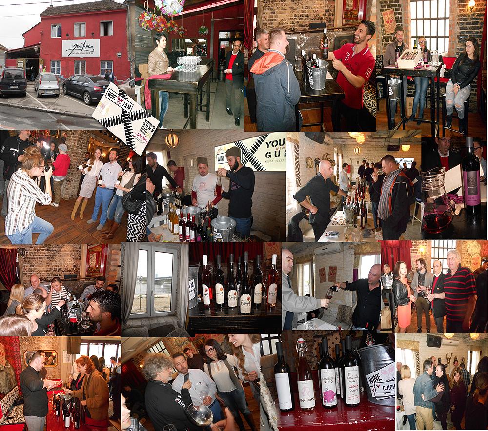 20th. Wine Jam