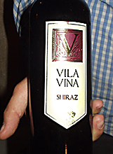 Siraz 2010 Milosavljevic winery