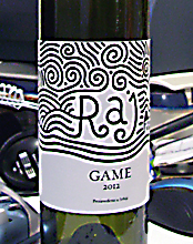 Game 2012 - Raj winery