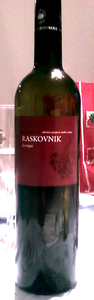 Raskovnik Jelenkovic winery