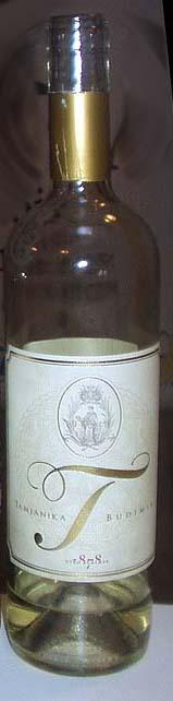 Tamjanika zupska 2013 - Budimir winery