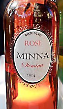 Rose Stemina 2015 - Stemian winery