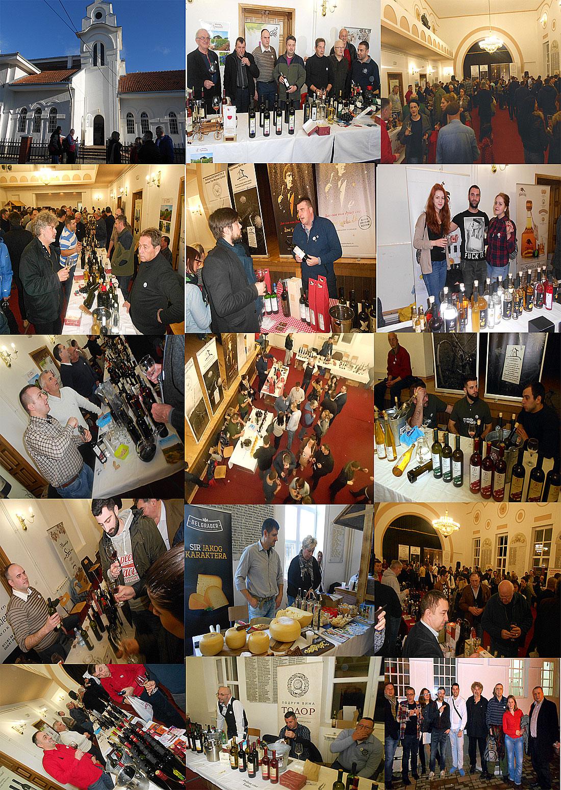1.st Obrenovac wine festibval