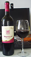 Burgundac Selecta winery