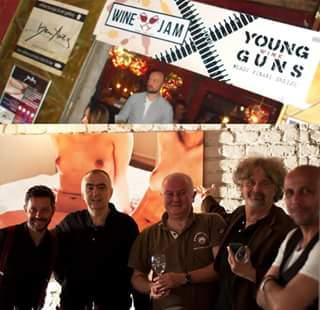 youn guns 2 wine jam