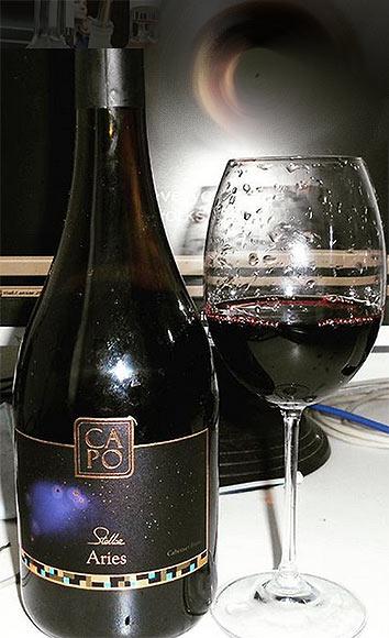 Aries 2010 Capo winery