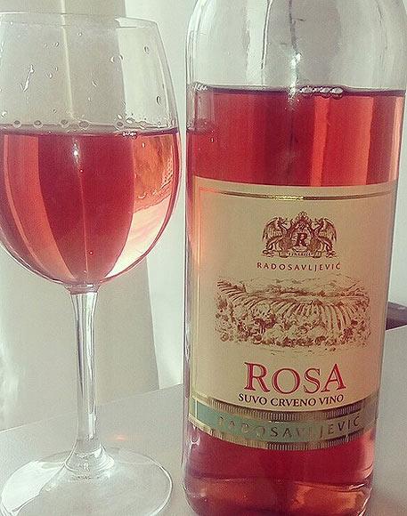 Rosa Radosavljevic winery