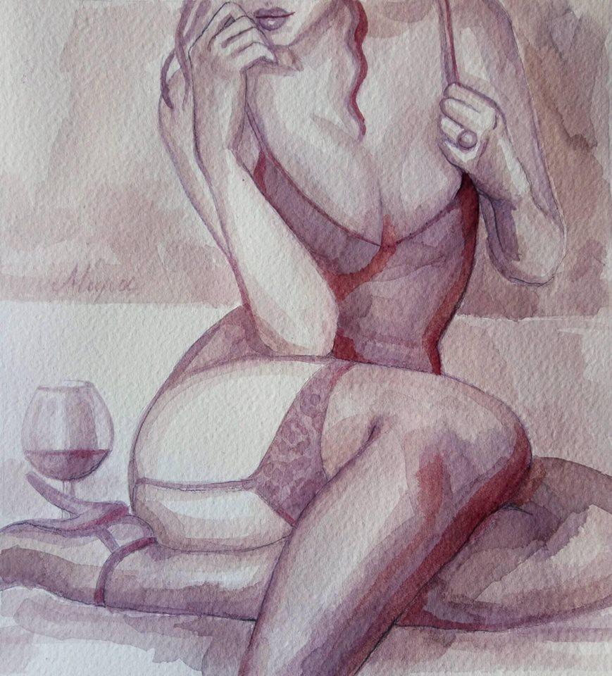 Briga - Artist Mira Kovacevic