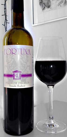 Fortuna 2015 Probus vianrija