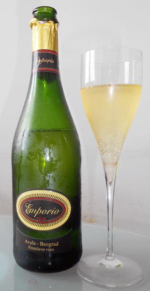 Emporio cuvee wine