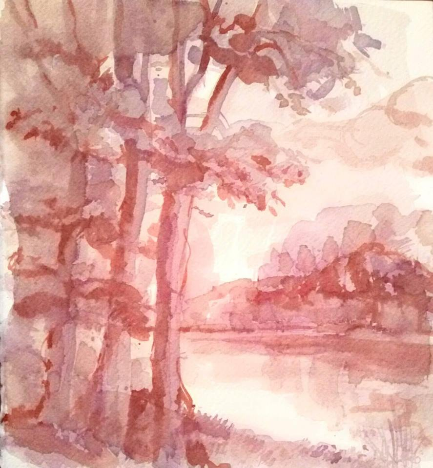 Na reci - Artist Mira Kovacevic