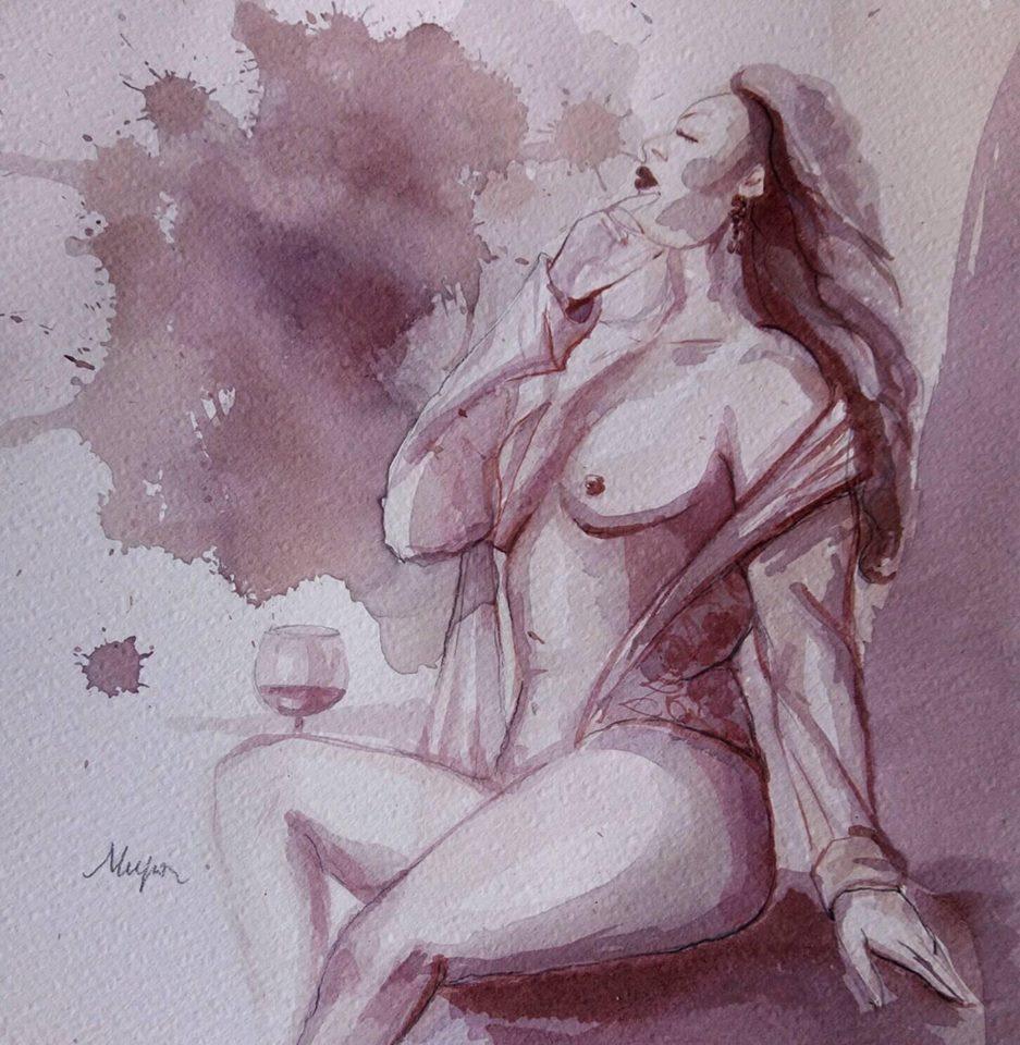Zena - Artist Mira Kovacevic