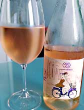 brindza winery rose