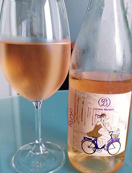 rose brindza winery