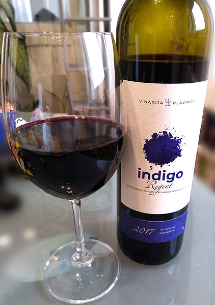 Indigo 2017 Plavinci winery