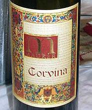 Korvina red Maurer winery
