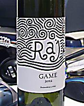 Game 2012 - Raj winery