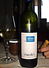 Beli krst 2014 Nedin winery