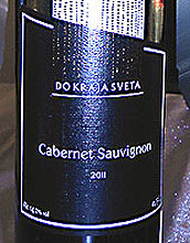 Cabernet Sauvignon Selection Do kraja sveta winery